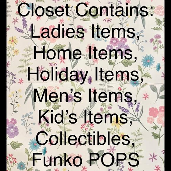Closet Categories